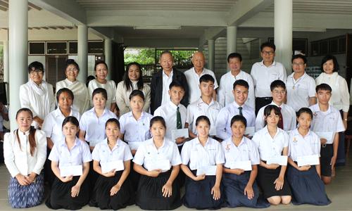 กรุงเทพประกันภัยมอบทุนการศึกษา ประจำปี 2561