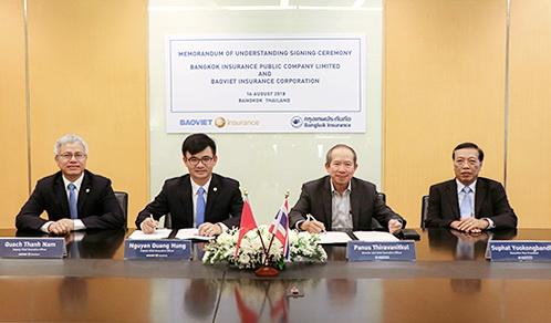BKI จับมือ Baoviet ลงนามความร่วมมือทางธุรกิจ
